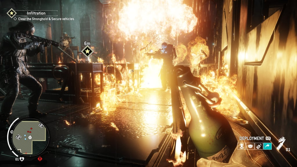 Homefront The Revolution Screen 2